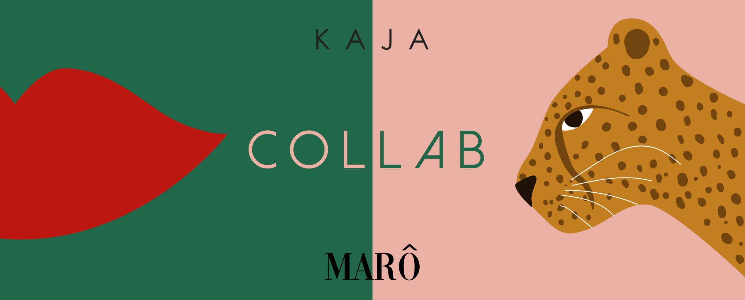 COLEÇÃO COLLAB KAJA + MARÔ
